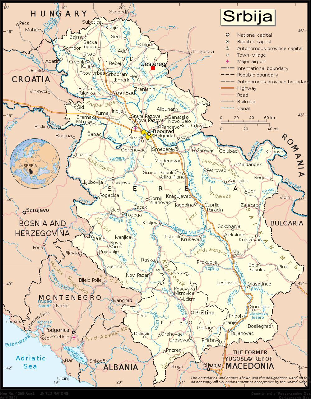 kikinda mapa srbije Ukratko o Česteregu kikinda mapa srbije